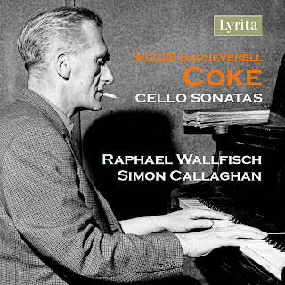 Roger Sacheverell Coke - Cello Sonatas - Raphael Wallfisch, Simon Callaghan (Lyrita)