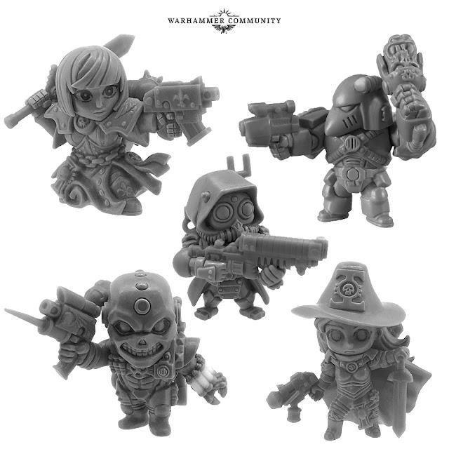 Warhammer 40,000 Chibi