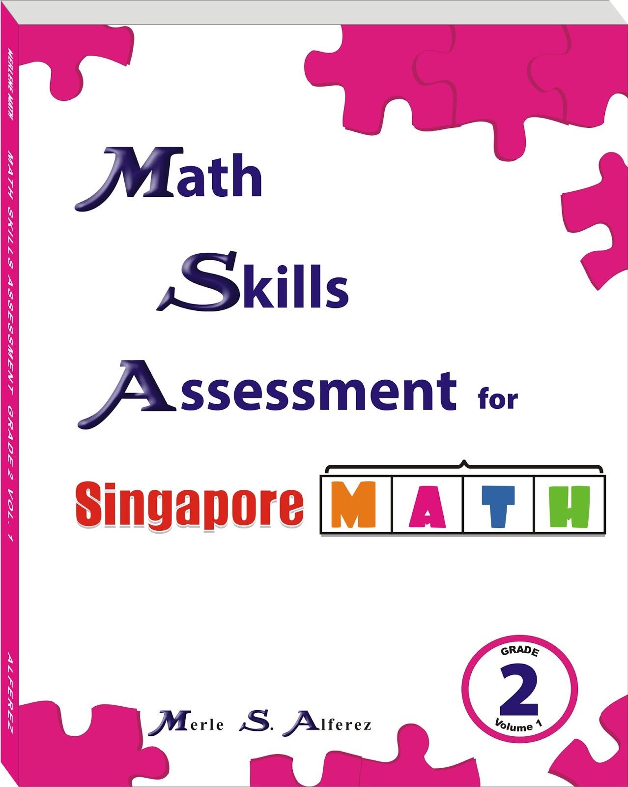 Singapore Math Books: Merle S. Alferez: Math Skills Assessment for ...