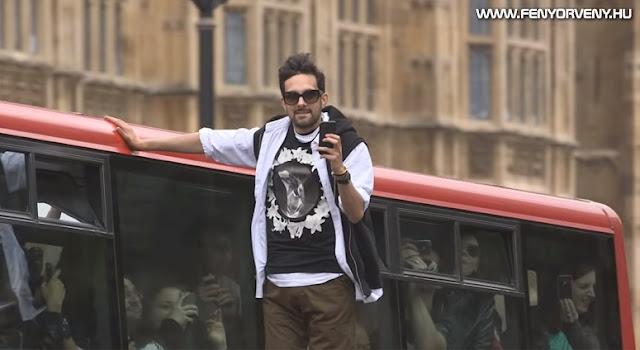 """Dynamo újabb elképesztő """"trükkje"""" Londonban"""