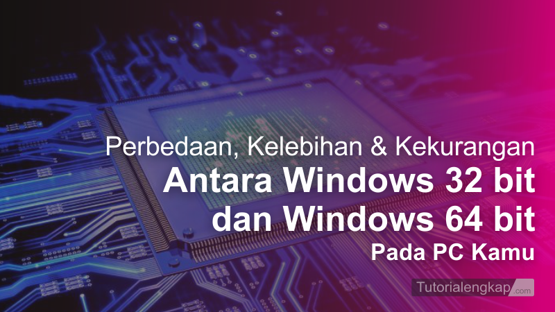tutorialengkap Cara Cek Type Windows , Apakah 32bit atau Windows 64bit pada laptop.png