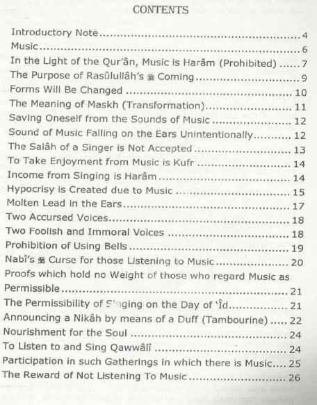 Islamic book in English
