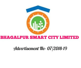Bhagalpur Smart City Limited Recruitment