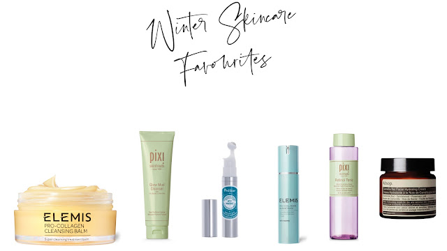 Winter Skincare Favourites