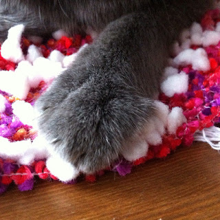 Самотканный шарф