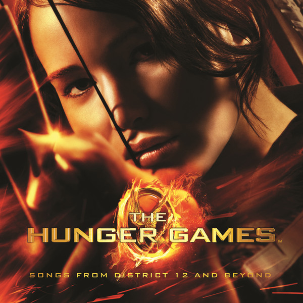 Various Artists - The Hunger Games (Songs from District 12 and Beyond) Cover