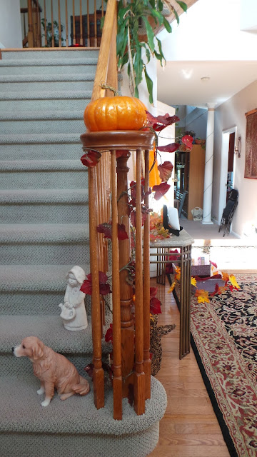 Fall Interior decoration