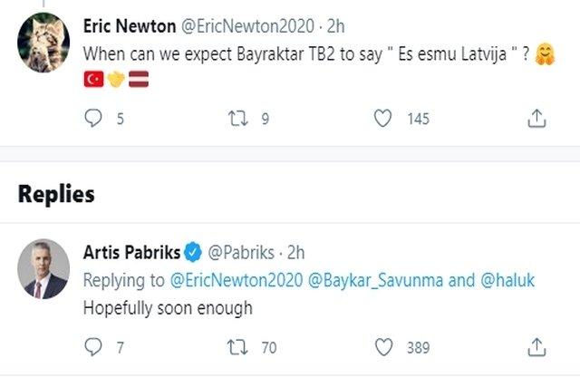 Латвія — наступний покупець Bayrakter TB2