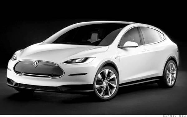 2015 Tesla Model X Review and Price | Car Daily New