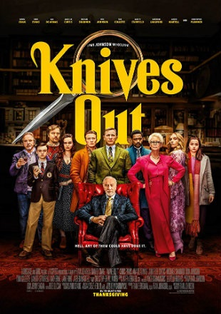 Knives Out 2019 Full English Movie Download Hd 720p Hindi Sub