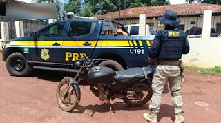 Homem é preso com moto roubada em Campo Maior