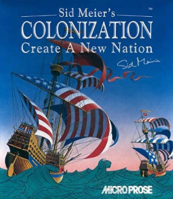 SID MEIER'S COLONIZATION 1994: Official Game Direct Free Download