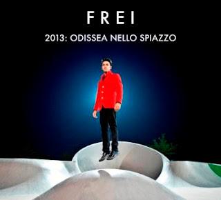 Da gennaio disponibile on-line il nuovo disco di Frei