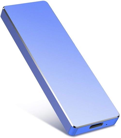 Review Uiita Portable 1TB External Hard Drive USB3.1