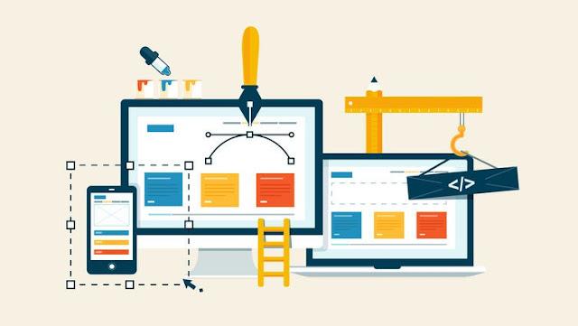 الفرق بين مبرمج الويب ومصمم الويب ومطور الويب وطريقة احتراف كلا منها
