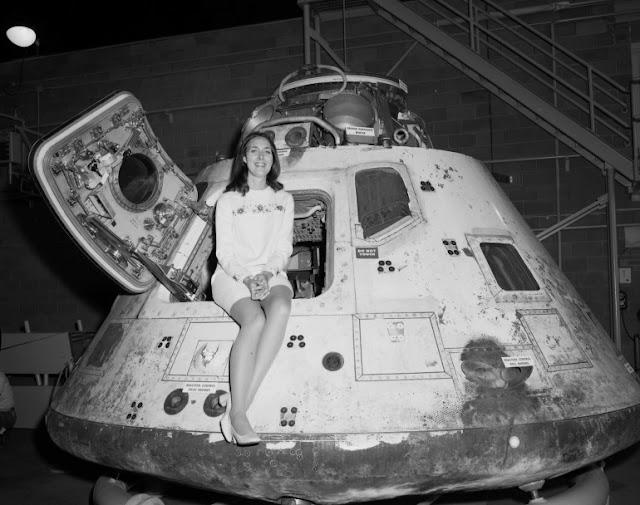 Arrowhead Vintage Miss NASA Beauty Queen 1970s
