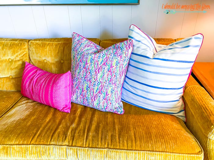 Preppy Pillows