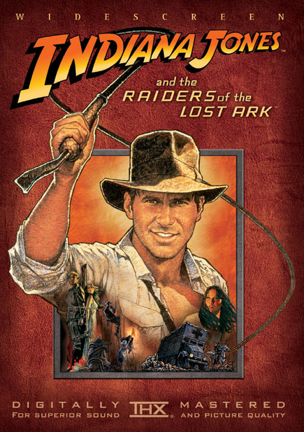 Indiana Jones 1 2 3 y 4 DVDRip Español Latino
