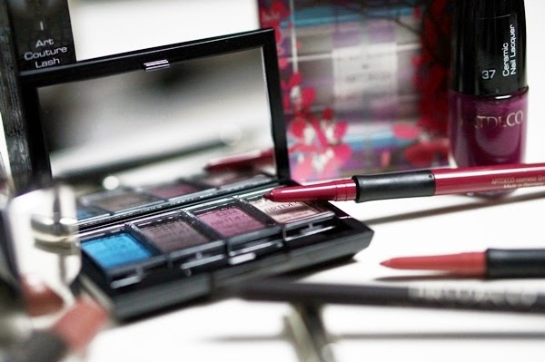 Art Deco Fall/Winter 2013 Fashion Collectie make-up, mega review