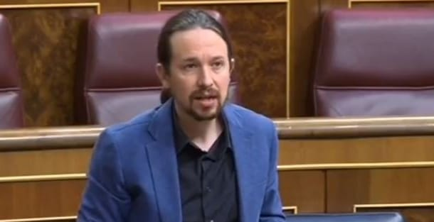 """Iglesias a García Egea: """"¿Está usted llamando a la insubordinación de los cuerpos y fuerzas de seguridad del Estado?"""""""