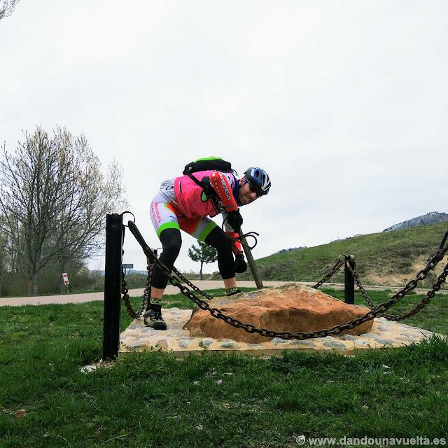 Camino del Cid en bicicleta