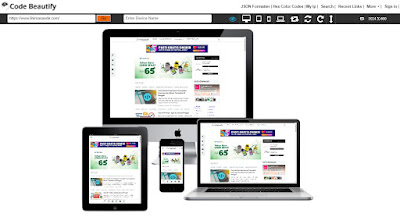 7 Tools Gratis Untuk Tes Web Responsive Terbaik Terpopuler