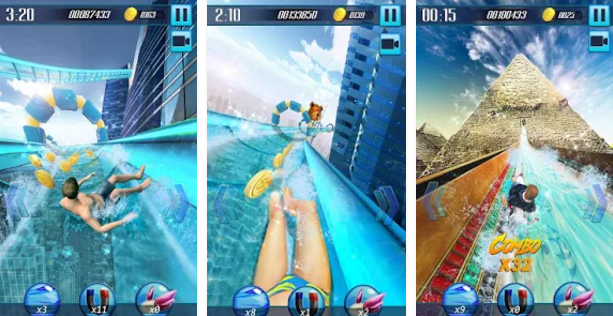 Water Slide 3D MOD APK-Water Slide 3D