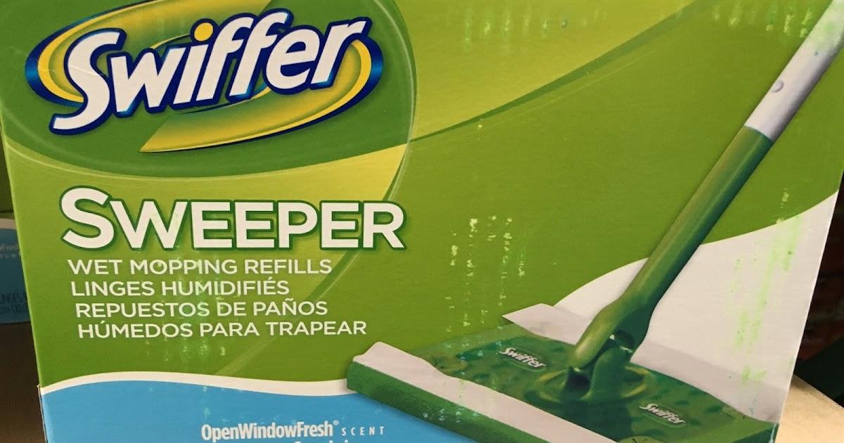 Swiffer Wet Mopping Refills Costco Weekender