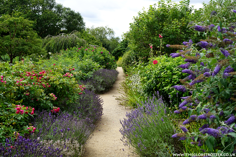 The Walled Gardens at Forty Hall