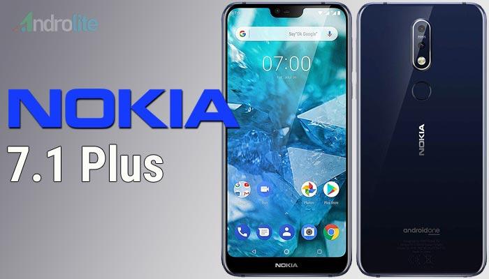 Harga Nokia 7.1 Plus (Nokia X7) Dan Spesifikasi Lengkap