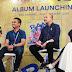 Keluarga Raffi Ahmad Luncurkan Album Perdana