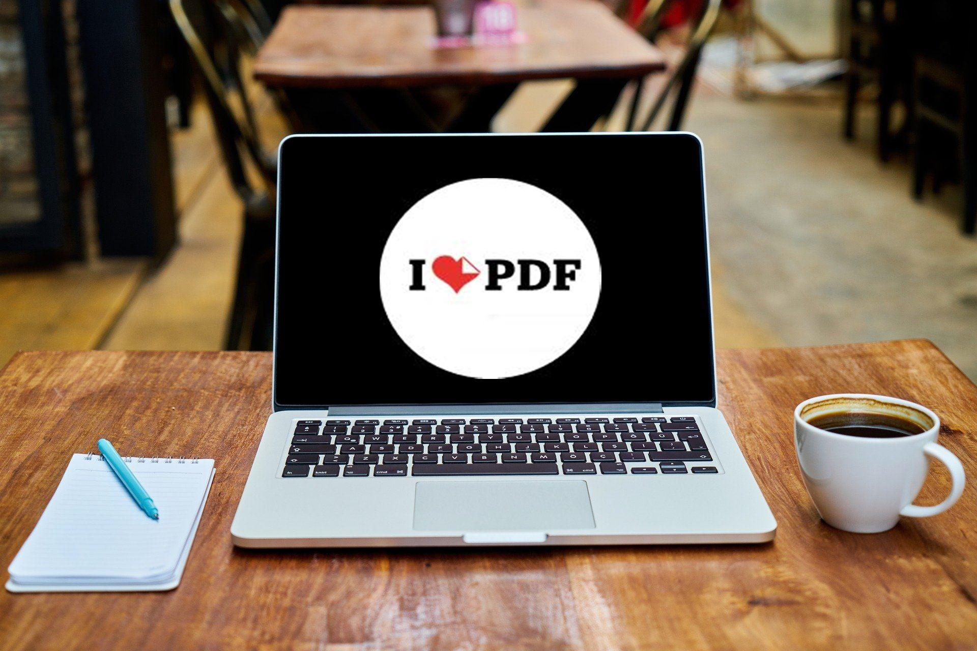 Cara Konversi, Kompres, Dan Gabungkan File PDF Tanpa Aplikasi (Menggunakan Website I Love PDF)