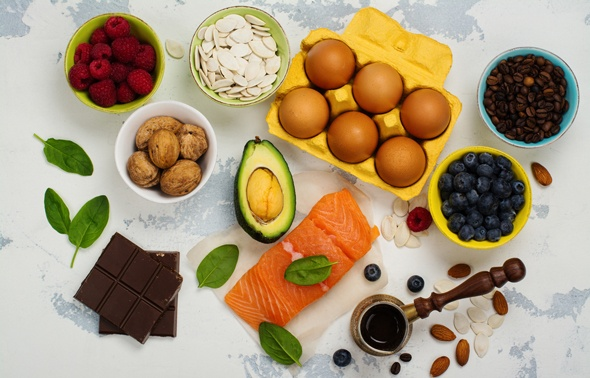 ketogenic diet products
