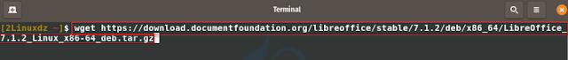 تنزيل LibreOffice