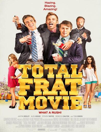 Ver Total Frat Movie (2016) Online