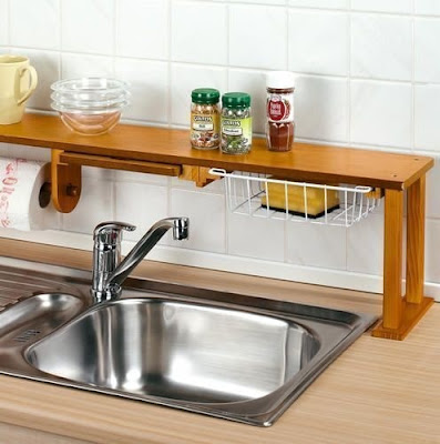 Top 15 kitchen sink rack designs kitchen storage ideas