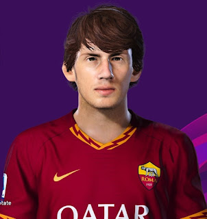 PES 2020 Faces Mirko Antonucci by Davidjm08