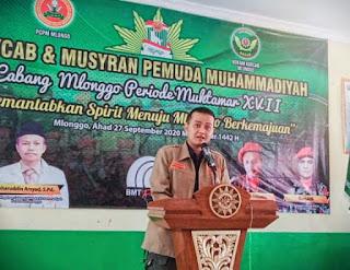 Ketua PD Pemuda Muhammadiyah Jepara Sesalkan Sikap  DPRD Jepara