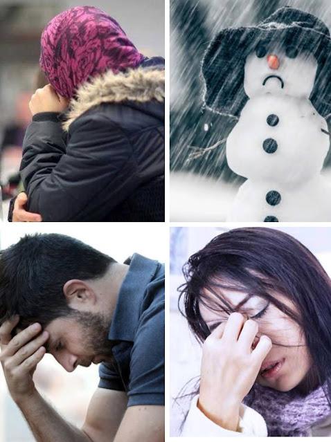 اكتئاب الشتاء   هل هو حقيقة، أم إنه مجرد وهم يتداوله الناس فيما بينهم ،خصوصا في أذهان النساء.