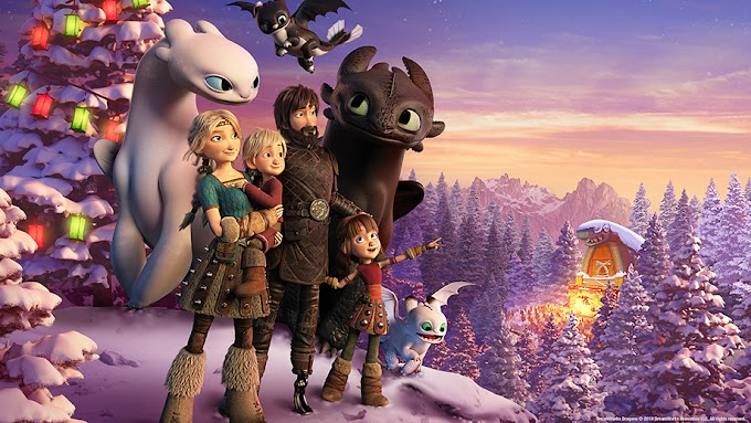 How to Train Your Dragon: Homecoming (2019) 360p | 480p | 720p [English] | G Drive Full Movie