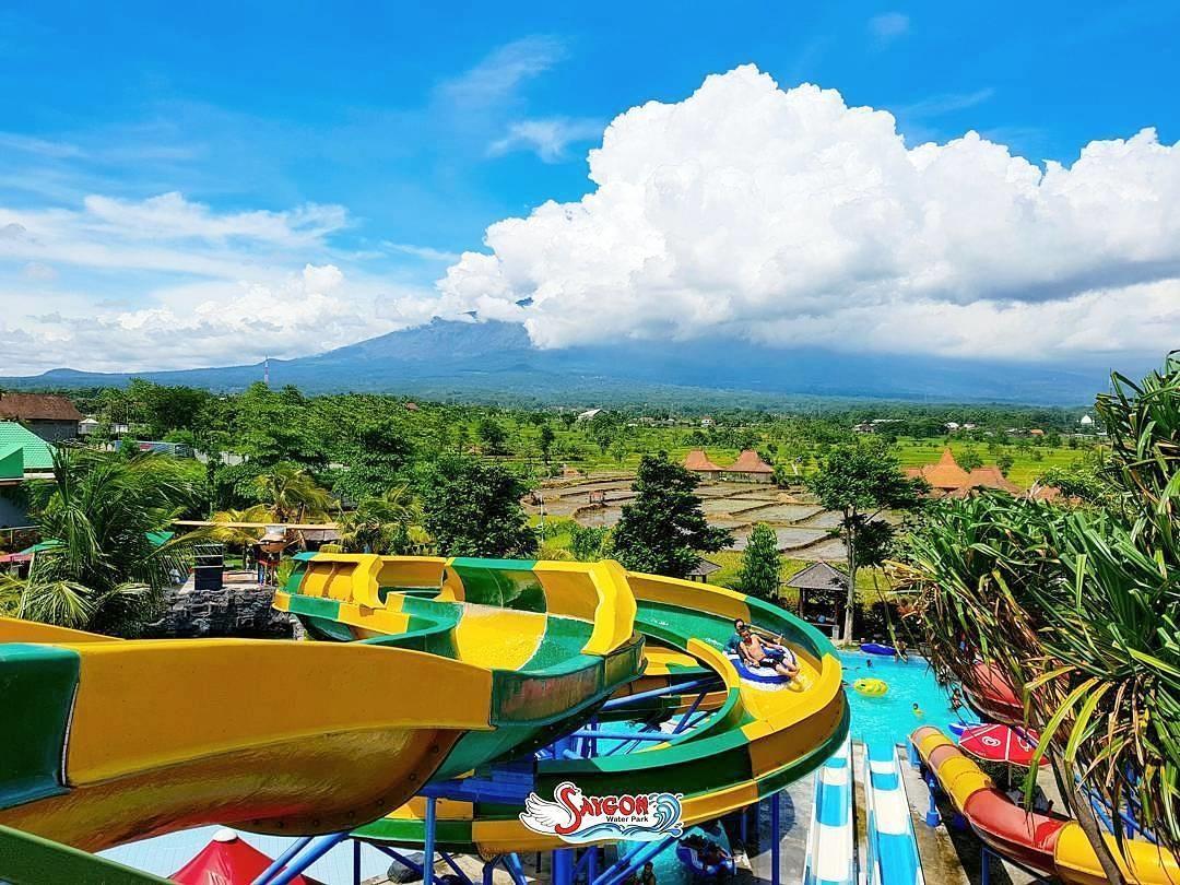 Saygon Waterpark Inul