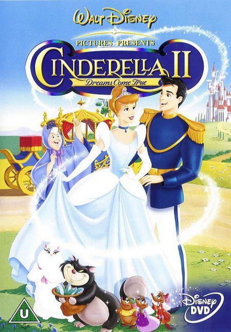 CENUSAREASA 2 DUBLAT  IN ROMANA – VISELE SE IMPLINESC (Cinderella  2 )