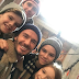 David Beckham all smiles with his children at New York Museum (photo)