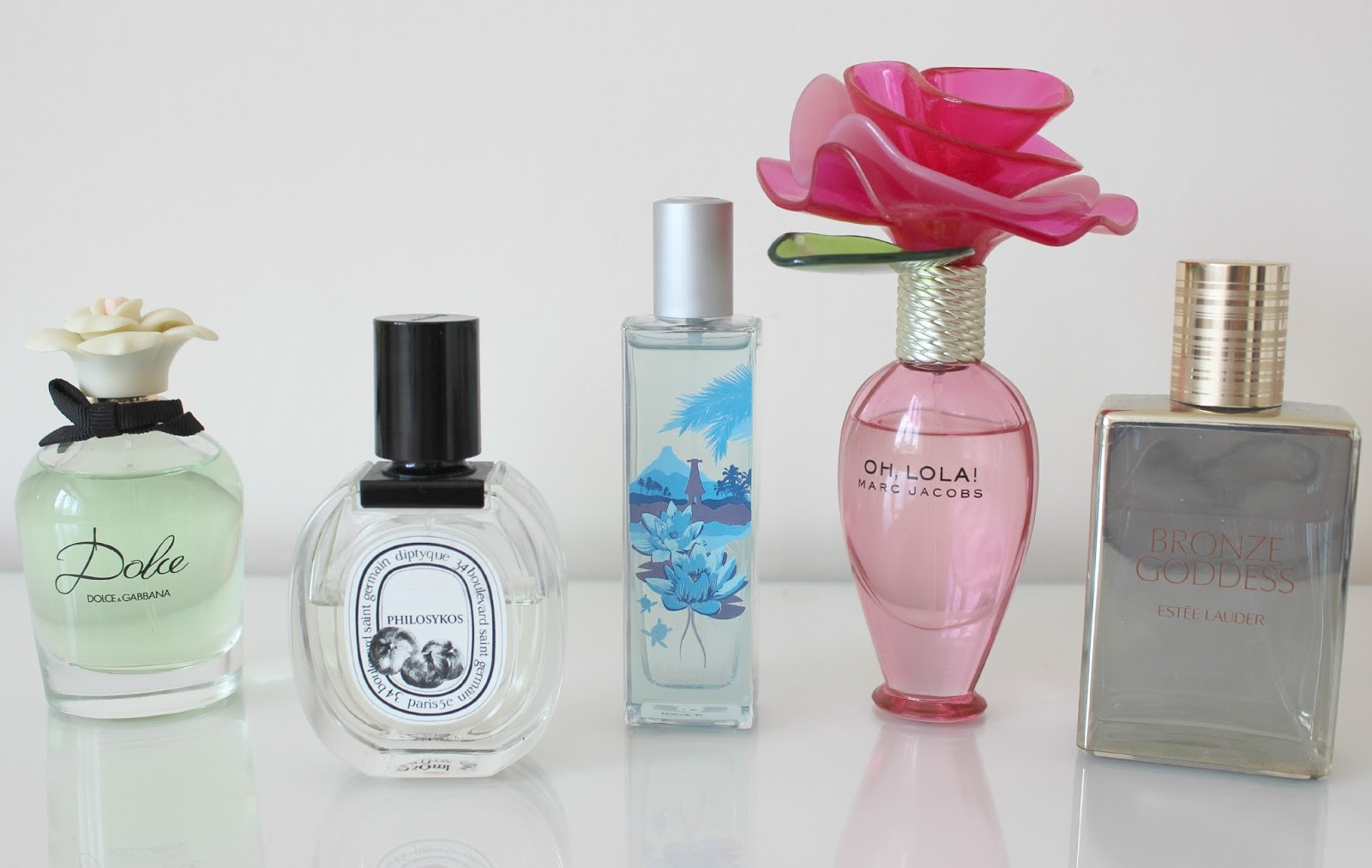 A picture of Five Summer Scents