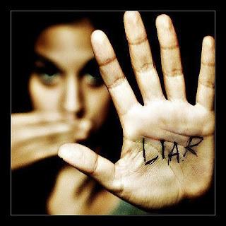 A liar