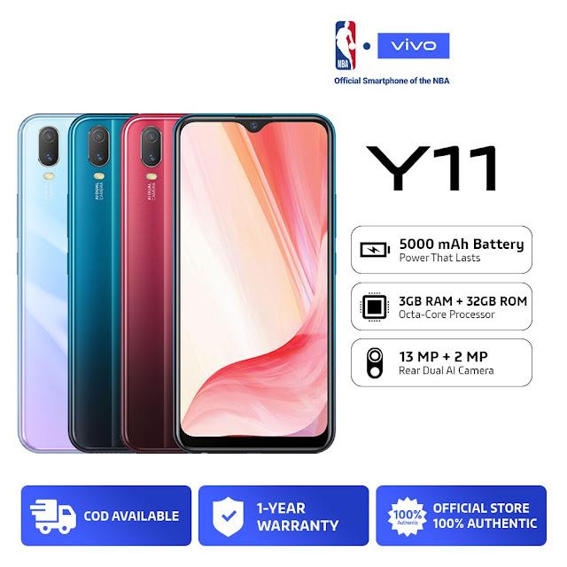 Vivo Y11 3GB+32GB