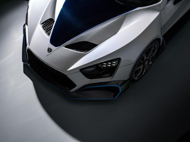 Zenvo reveals latest commission TSR-S Hypercar
