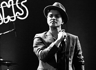 Lirik Lagu Bruno Mars - 24k Magic