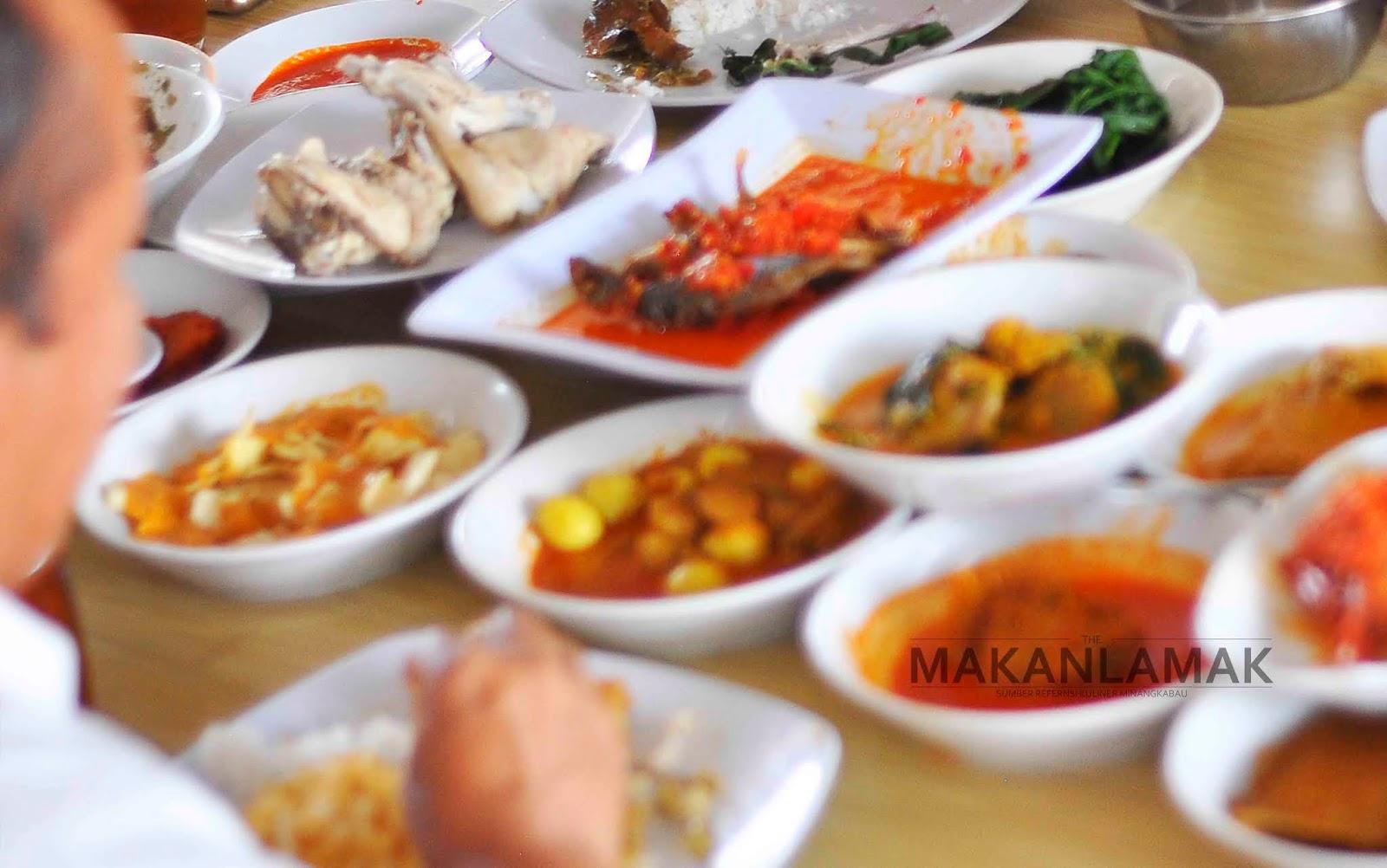 Makanan khas masakan Minangkabau