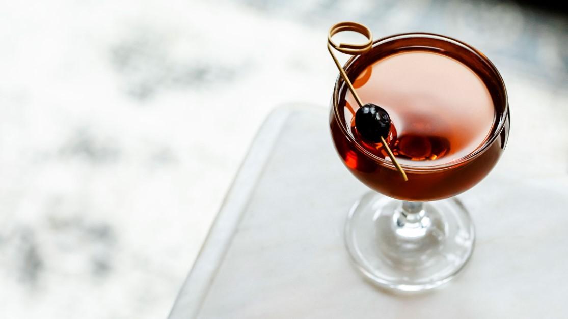Rob Roy (Scotch Manhattan) Cocktail Recipe